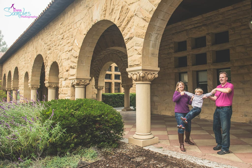 Stanford_Fall_Family_Session_Ewa_Samples Photography